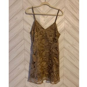 NWT Good Days slip dress